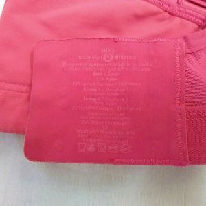 lululemon athletica Intimates & Sleepwear - Lululemon Ta Ta Tamer Sports Bra Dark Pink 36DD